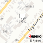 Магазин салютов Батайск- расположение пункта самовывоза