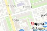 Схема проезда до компании Империя продуктов в Ростове-на-Дону