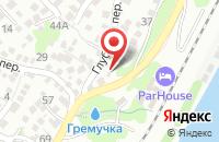 Схема проезда до компании DyDo в Новоивановском