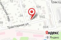 Схема проезда до компании Гвелар в Ростове-На-Дону