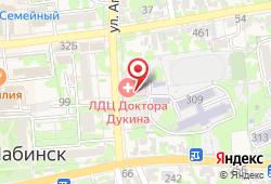Лечебно-диагностический центр Доктора Дукина в Усть-Лабинске - улица Агаркова, 74: запись на МРТ, стоимость услуг, отзывы