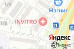 Схема проезда до компании Магистр в Ростове-на-Дону