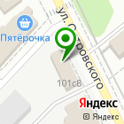 Местоположение компании Мельникова Ю.В.