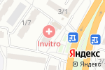 Схема проезда до компании 7-красок в Ростове-на-Дону