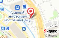 Схема проезда до компании Эка Плюс в Ростове-На-Дону