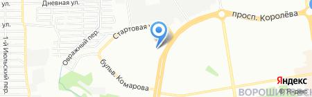 Зазеркалье.ру на карте Ростова-на-Дону