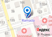 Ramada Hotel & Suites Rostov on Don на карте