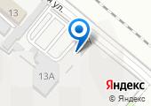 РЖД-ОХРАНА на карте