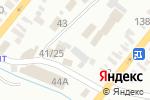 Схема проезда до компании ДЕКОРМЕБЕЛЬ в Батайске