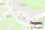 Схема проезда до компании Авоська-3 в Ростове-на-Дону