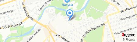 Хмель и Солод на карте Ростова-на-Дону