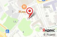 Схема проезда до компании Фунт в Пскове