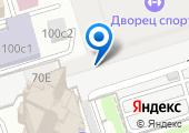 Центр спортивной подготовки сборных команд Ростовской области на карте