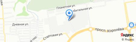 ЭкоСС на карте Ростова-на-Дону