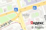 Схема проезда до компании Центр занятости населения г. Ростова-на-Дону в Ростове-на-Дону