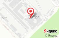 Схема проезда до компании Шанс в Ростове-на-Дону