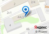 Аварийная диспетчерская служба Ленинского района на карте