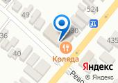 Коляда на карте