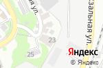Схема проезда до компании Диапазон-Юг в Ростове-на-Дону