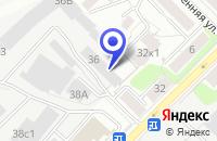 Схема проезда до компании БАКАЛЕЯ БАЗА № 1 в Рязани