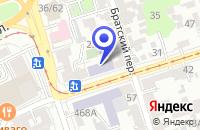 Схема проезда до компании СТРОИТЕЛЬНАЯ ФИРМА РИБ в Ростове-на-Дону