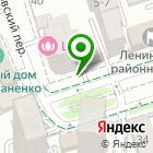 Местоположение компании Новая Аттика