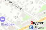 Схема проезда до компании Магазин товаров для дома в Ростове-на-Дону