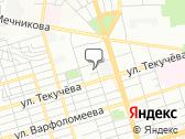 Стоматологическая клиника «Дентал-Медиа (пер. Островского)» на карте