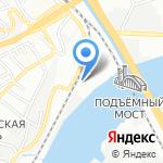 Альфа Климат на карте Ростова-на-Дону