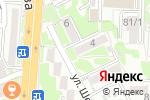 Схема проезда до компании Кубанские овощи в Ростове-на-Дону