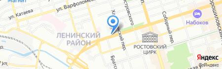 Everest на карте Ростова-на-Дону