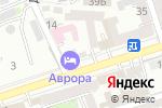 Схема проезда до компании СоветникЪ в Ростове-на-Дону