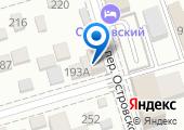 Фиеста-Р на карте