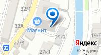 Компания Fortunas на карте
