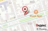 Схема проезда до компании Projektor в Ростове-На-Дону