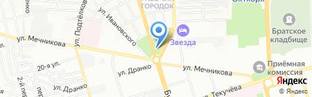 Luka PIZZA на карте Ростова-на-Дону