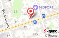 Схема проезда до компании ВсеИнструменты.ру в Чебоксарах