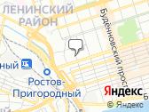 Стоматологическая клиника «ЕвроСтом (Братский)» на карте