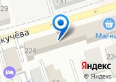 Центр реабилитации спортивных травм Марины Булгаковой на карте