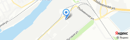 Старт-М на карте Ростова-на-Дону