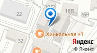 Компания СТРОЙСНАБ на карте
