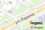 Схема проезда до компании Пятерочка в Ростове-на-Дону