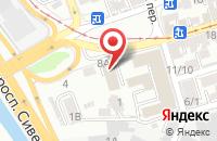 Схема проезда до компании Сиквент-Сервис в Ростове-На-Дону