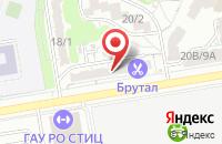 Схема проезда до компании Дом мечты в Ростове-на-Дону