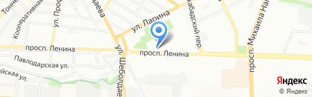 Флексо Принт на карте Ростова-на-Дону