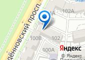 Посольство декора на карте