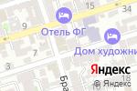 Схема проезда до компании ЮристДона в Ростове-на-Дону