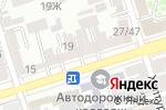 Схема проезда до компании Мне и Маме в Ростове-на-Дону
