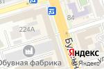 Схема проезда до компании Донской ломбард в Ростове-на-Дону