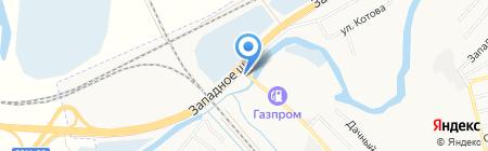 Центр регистрационных знаков на карте Батайска
